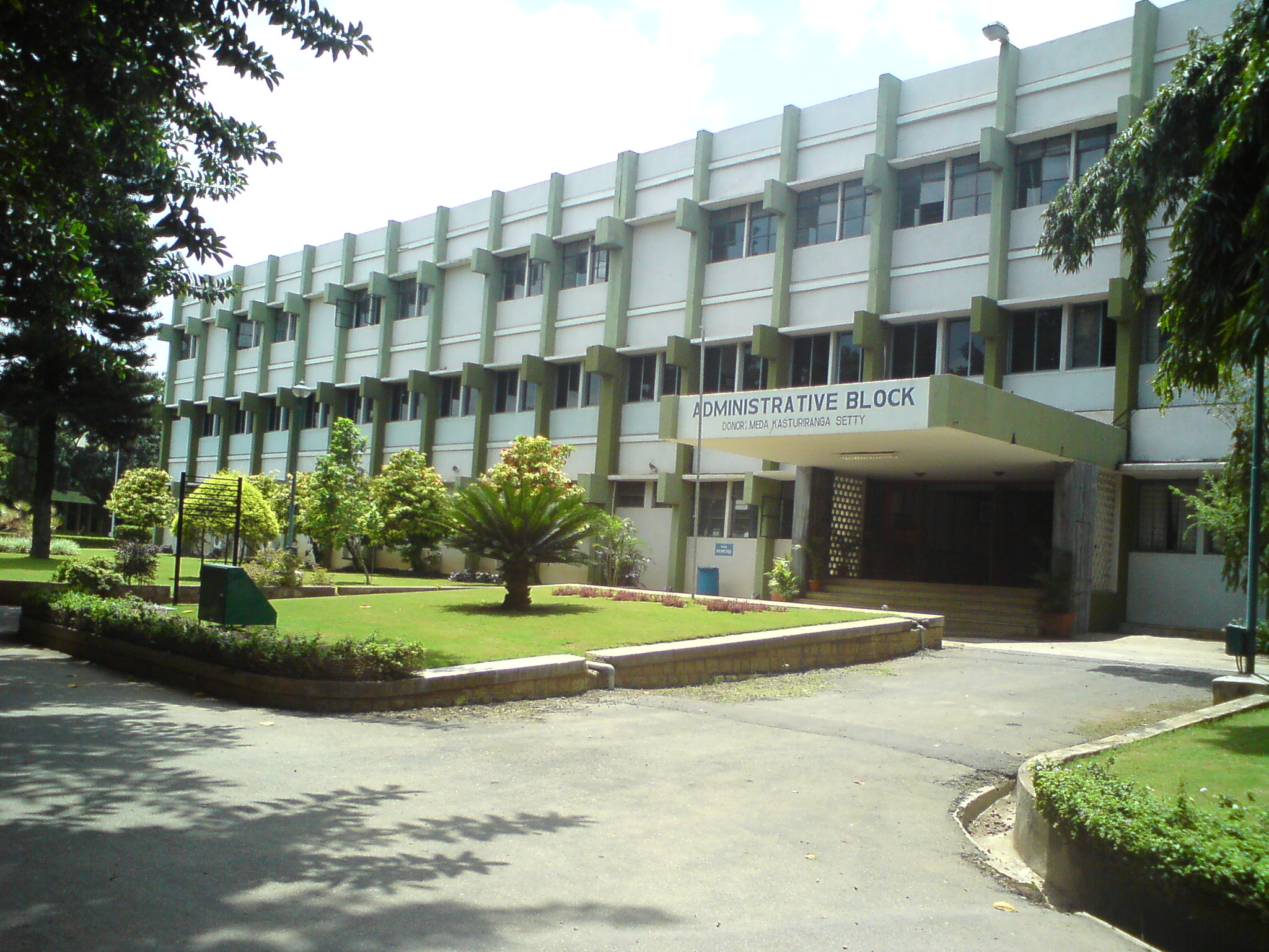 RV-College-Admin-Block