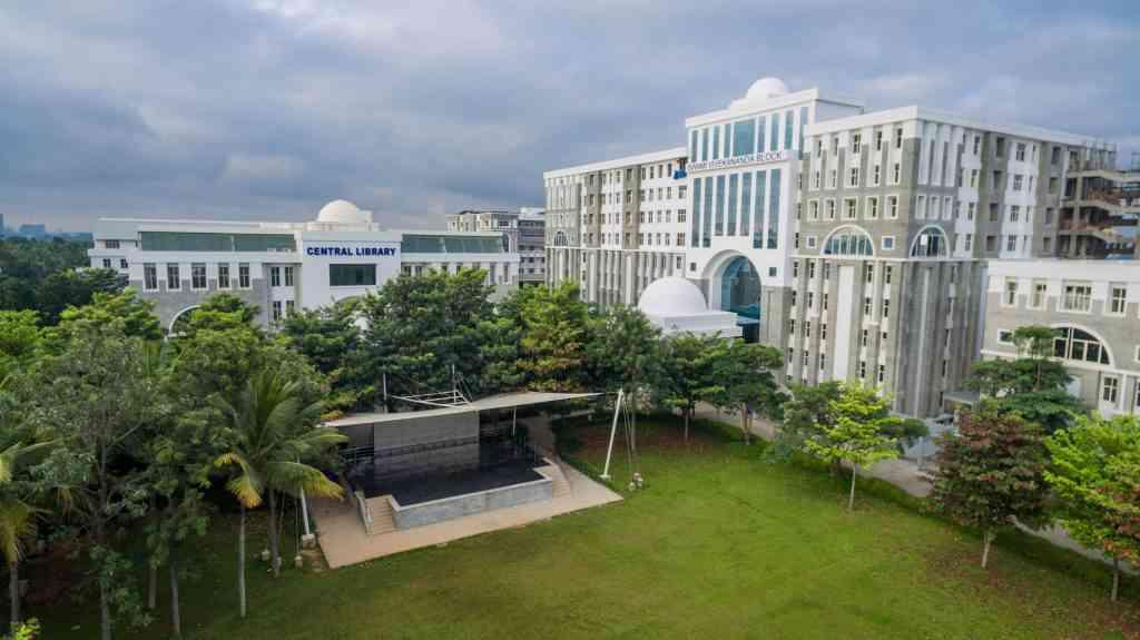 Reva University Infrastructure